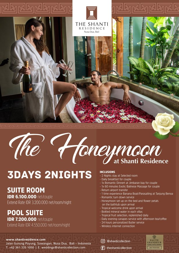Promo Honeymoon